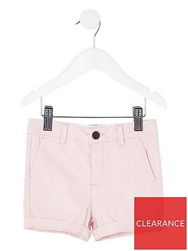 river-island-mini-boys-chino-shorts-pink