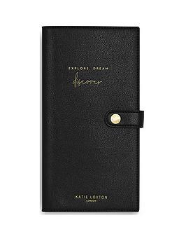 katie-loxton-explore-dream-discover-travel-wallet