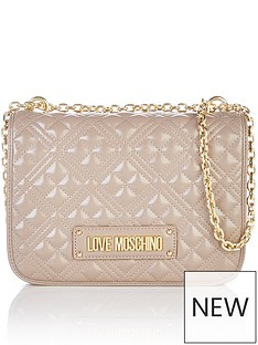 love-moschino-quilted-fold-over-shoulder-bag-pink