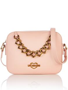 love-moschino-quilted-continental-purse-pink