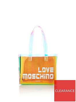 love-moschino-logo-holographic-pvc-tote-bag-multicolour