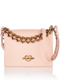 love-moschino-chain-detail-fold-over-cross-body-bag-pink