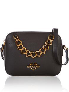 love-moschino-chain-detail-cross-body-camera-bag-black