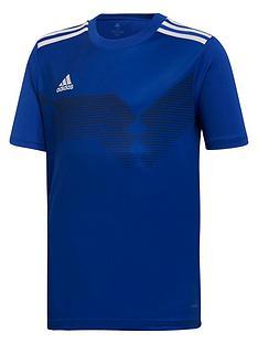 adidas-kids-campeon-t-shirt-blue