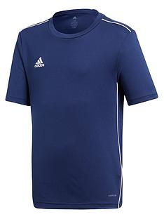 adidas-kids-core-18-t-shirt-dark-blue