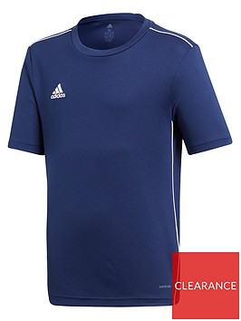 adidas-kids-core-18-t-shirt-dark-blue