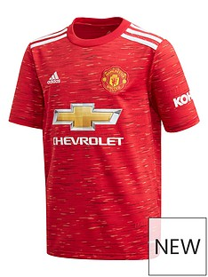 adidas-manchester-united-junior-2021-home-shirt-red