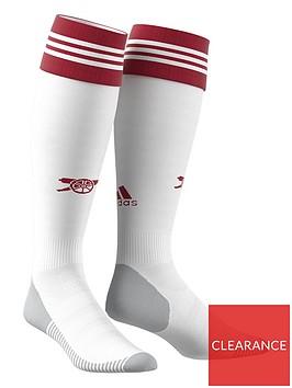 adidas-arsenal-2021-home-socks-white