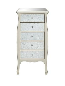 crackle-glass-5-drawer-tall-chest
