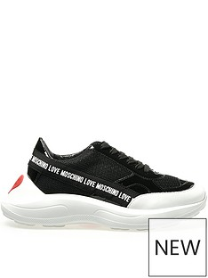 love-moschino-logo-tape-chunky-trainers-black