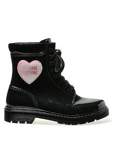 love-moschino-heart-patent-biker-boots-black