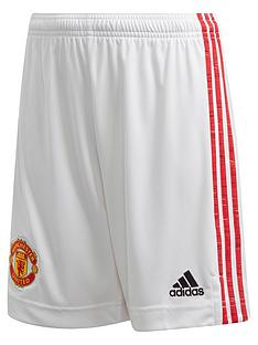 adidas-manchester-united-junior-2021-home-shorts-white