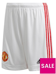adidas-manchester-united-junior-2021-home-shorts-white