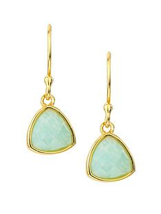 love-gem-gold-plated-sterling-silver-amazonite-drop-hook-earrings