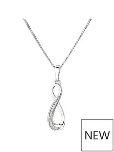 love-diamond-rhodium-plated-sterling-silver-diamond-infinity-pendant-with-18inch-curb-chain