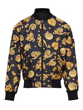 versace-jeans-couture-menrsquosnbspreversible-baroque-bomber-jacket-ndash-blackgold