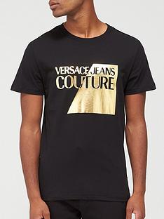 versace-jeans-couture-half-label-logo-t-shirt-ndash-black