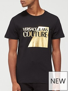 versace-jeans-couture-half-label-logo-t-shirt-ndash-black