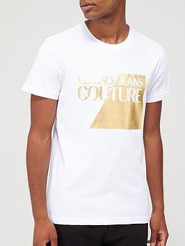 versace-jeans-couture-half-label-logo-t-shirt-ndash-white