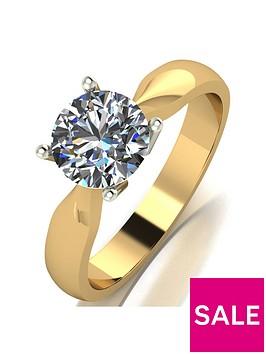 moissanite-moissanite-9ct-gold-125ct-solitaire-ring