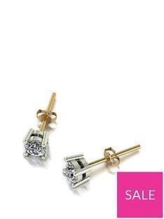 moissanite-moissanite-9ct-gold-050ct-solitaire-earrings