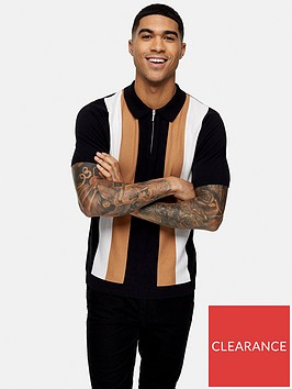 topman-block-stripe-polo-shirt-blacknbsp