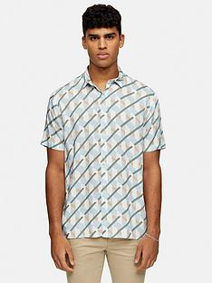 topman-pgeo-print-shirt-bluep
