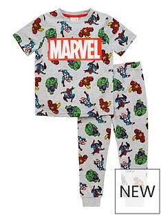 marvel-boys-marvel-all-over-printnbsppjs-grey