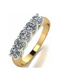 moissanite-moissanite-18ct-gold-1ct-total-eternity-ring