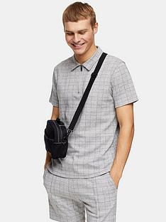 topman-check-jersey-shorts-grey