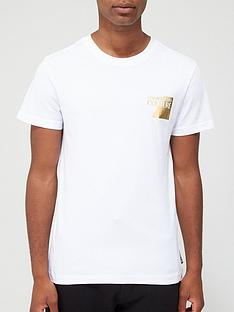 versace-jeans-couture-chest-logo-t-shirt-ndash-white