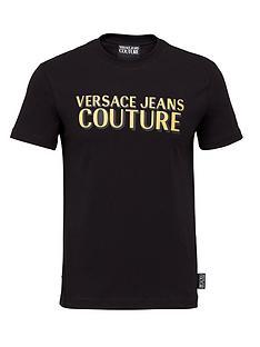 versace-jeans-couture-menrsquosnbsplogo-print-t-shirt-black