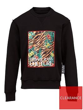 versace-jeans-couture-menrsquosnbsptiger-print-logo-sweatshirt-ndash-black
