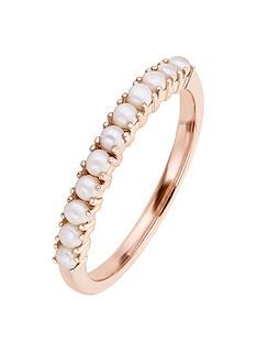 love-pearl-9ct-rose-gold-round-fresh-water-pearl-half-eternity-ring