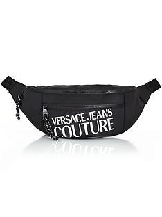 versace-jeans-couture-mens-logo-belt-bag-black