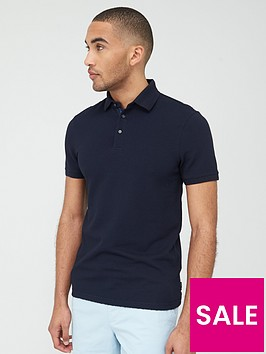 ted-baker-infuse-textured-polo-shirt-navy