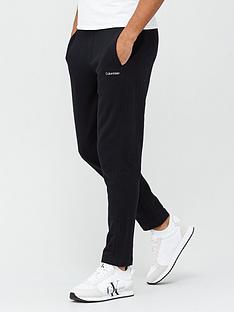 calvin-klein-logo-embroidery-sweatpants