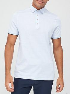 ted-baker-soya-herringbone-polo-shirt-pale-blue