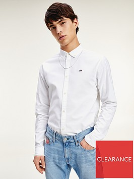 tommy-jeans-stretch-oxford-shirt-white