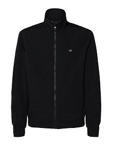 calvin-klein-casual-nylon-blouson-jacket-black