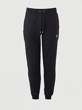 tommy-hilfiger-global-stripe-joggers-navy