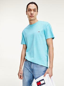 tommy-jeans-sunfaded-wash-t-shirt-light-blue