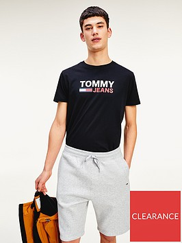 tommy-jeans-corp-logo-t-shirt-black