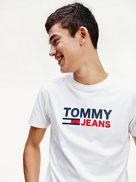 tommy-jeans-corp-logo-t-shirt-white