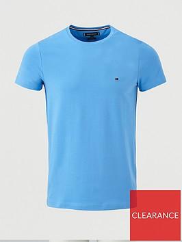 tommy-hilfiger-stretch-slim-fit-t-shirt-blue
