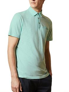 ted-baker-shakerr-slub-polo-shirt-mint