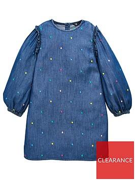 v-by-very-girls-embroidered-denim-shift-dress-denim