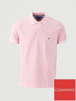 tommy-hilfiger-basic-tipped-regular-fit-polo-shirt-pink