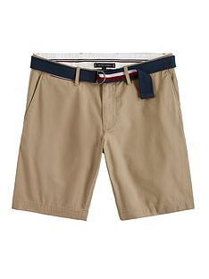 tommy-hilfiger-brooklyn-twill-shorts-with-belt-beigenbsp