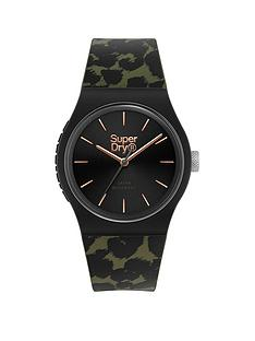 superdry-superdry-brushed-black-dial-with-khaki-lepoard-printed-silicone-strap